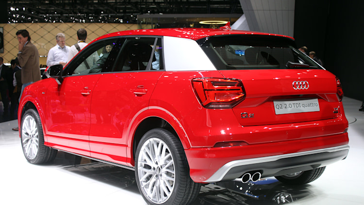 Audi Q2 is coming soon to a city center near you - Autoblog