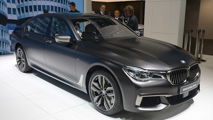 2017 BMW M760i xDrive is an M and a 7, but not an M7 - Autoblog