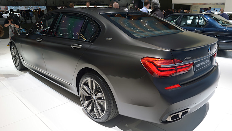 The 2017 Bmw M760i Xdrive Will Cost You Over 150 000