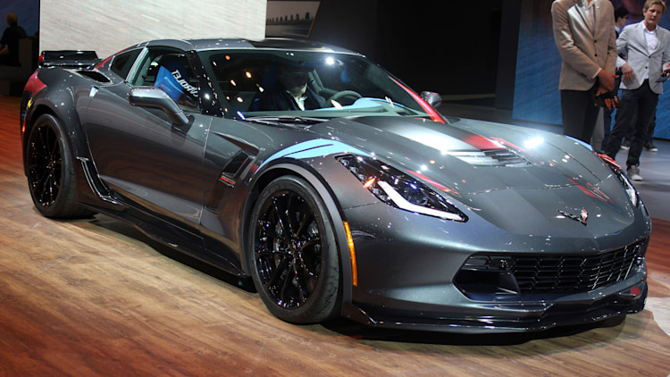 Xe Chevrolet Corvette Grand Sport 2017