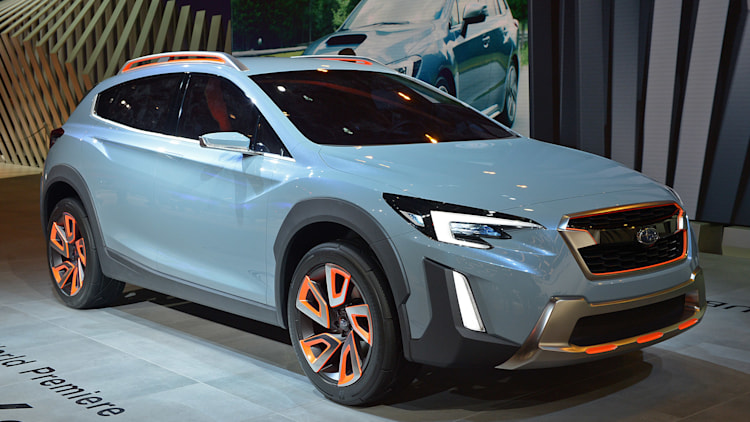 Subaru Xv Concept Is Our First Glimpse At The Next
