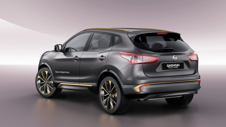Recharge Wrap Up Driving Range Costs Nissan Qashqai Gets