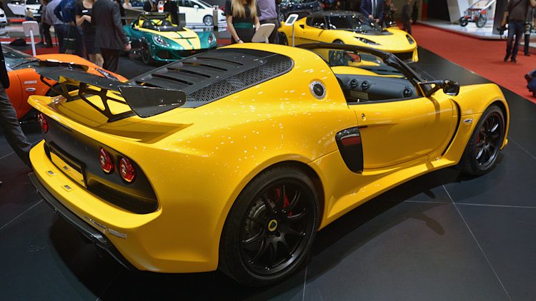 lotus exige sport 350 roadster geneva 2016 photo gallery autoblog. Black Bedroom Furniture Sets. Home Design Ideas