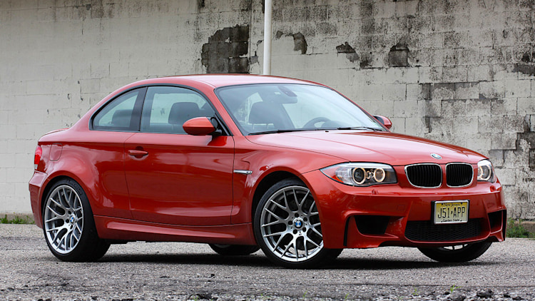 BMW 1 Series M Coupe – Steven J. Ewing