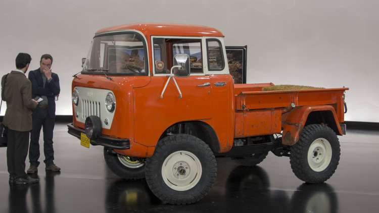 Certified Pre Owned Jeep >> 1960 Jeep Forward Control 150 Photo Gallery - Autoblog