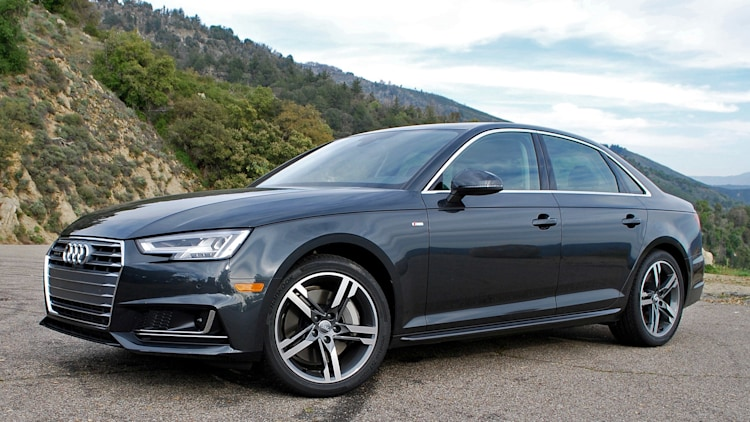 Used audi a4 avant estate review