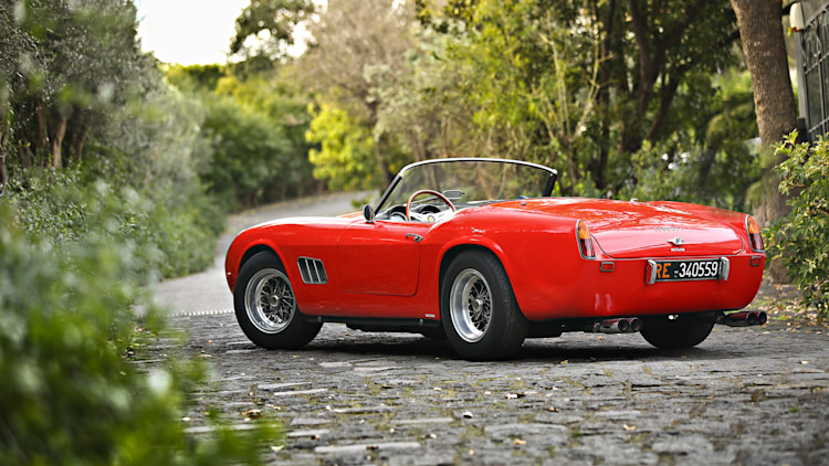 ferrari 250 gt california nets 17 million at amelia island autoblog. Cars Review. Best American Auto & Cars Review