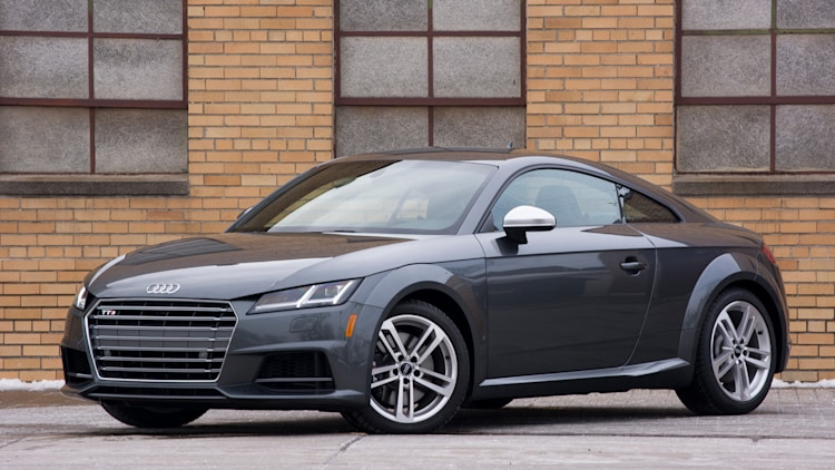 2016 Audi Tts Quick Spin Photo Gallery Autoblog