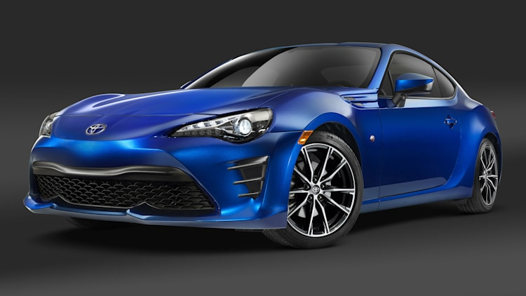 More powerful 2017 Toyota 86 takes over for the Scion FR-S - Autoblog