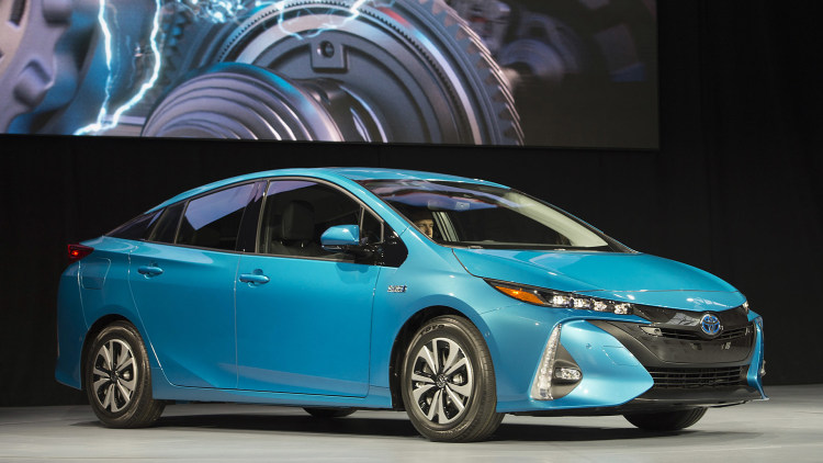 Toyota just might be serious about electric vehicles this time