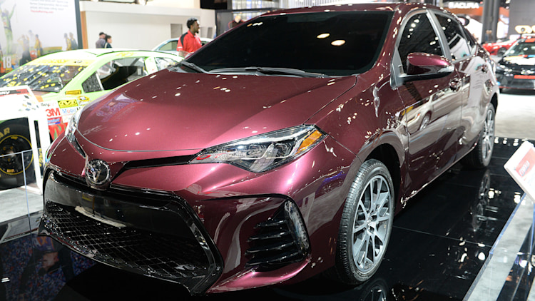 2017 toyota corolla marks 50th birthday with special. Black Bedroom Furniture Sets. Home Design Ideas
