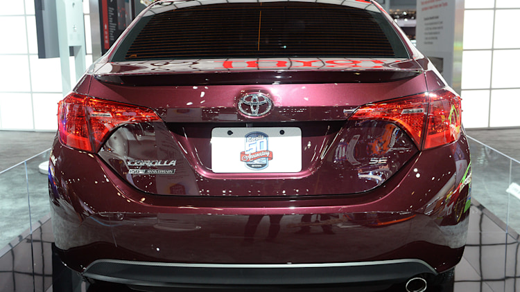 2017 Toyota Corolla marks 50th birthday with special edition ...