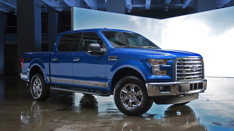 2016 Ford F-150 MVP Edition