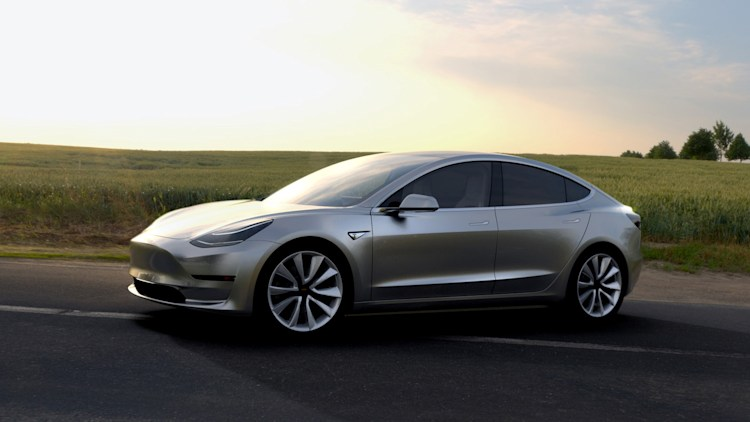 Tesla's Model 3 will be one of the hottest automotive news headlines in 2016.