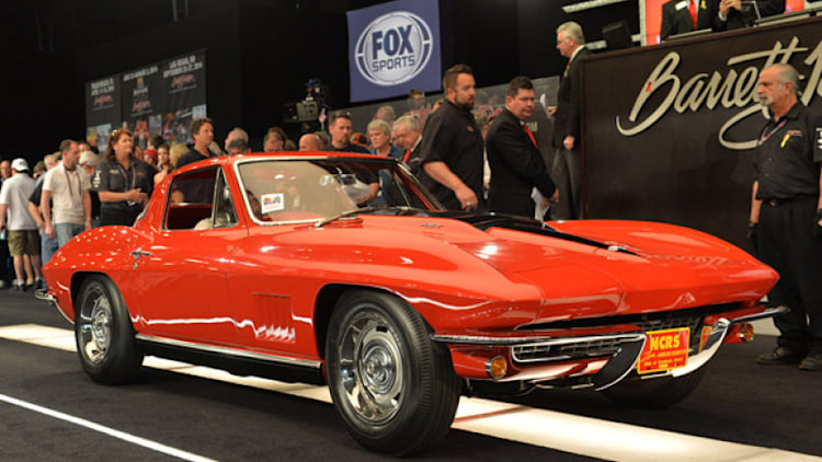 1967 Corvette Sting Ray L88