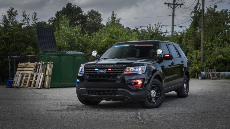 Ford Police Interceptor Utility becomes even more ...