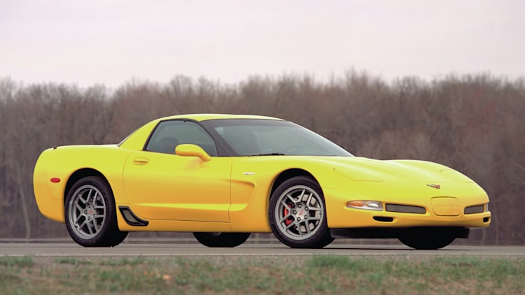 2001 chevy corvette z06 coupe