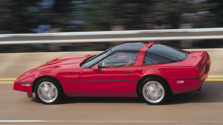 1990 Chevy Corvette ZR-1