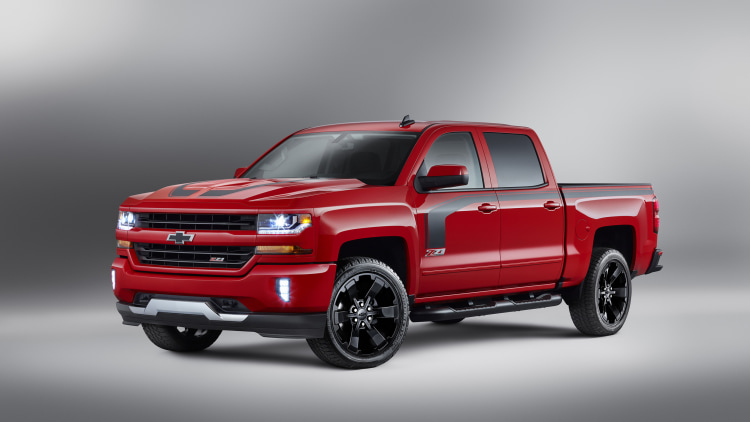 2016 chevrolet silverado rally edition photo gallery   autoblog