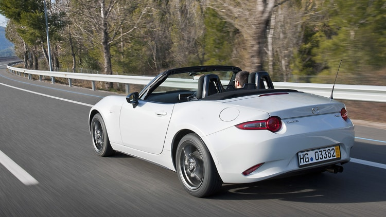 Great convertibles for the summer season