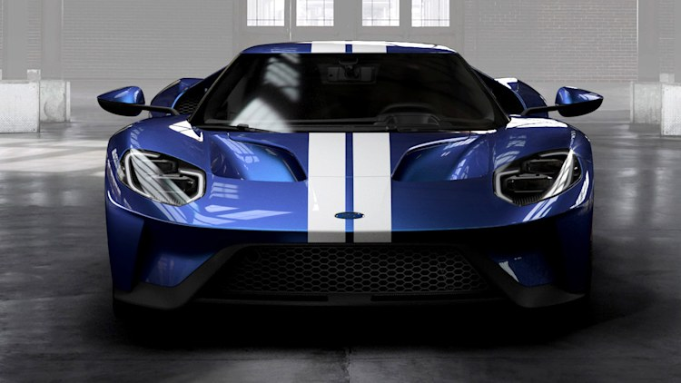 3200x2000 blue ford gt - photo #47