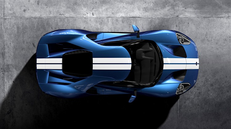 3200x2000 blue ford gt - photo #33
