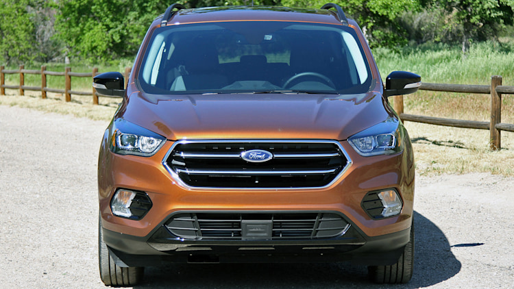 2017 ford escape first drive autoblog. Black Bedroom Furniture Sets. Home Design Ideas