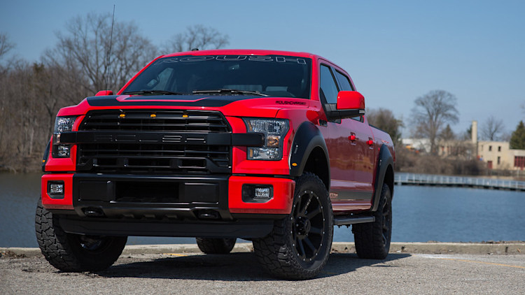 You can buy a Ford F-150 with 600 hp and a warranty - Autoblog
