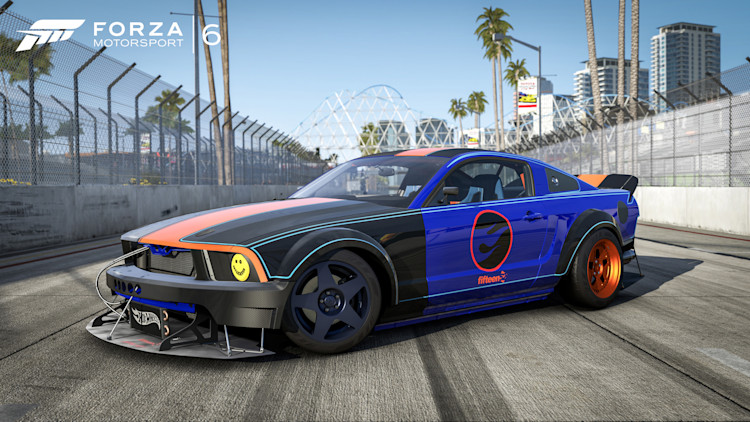 Forza Motorsport 6 S New Drivable Hot Wheels Cars Are The