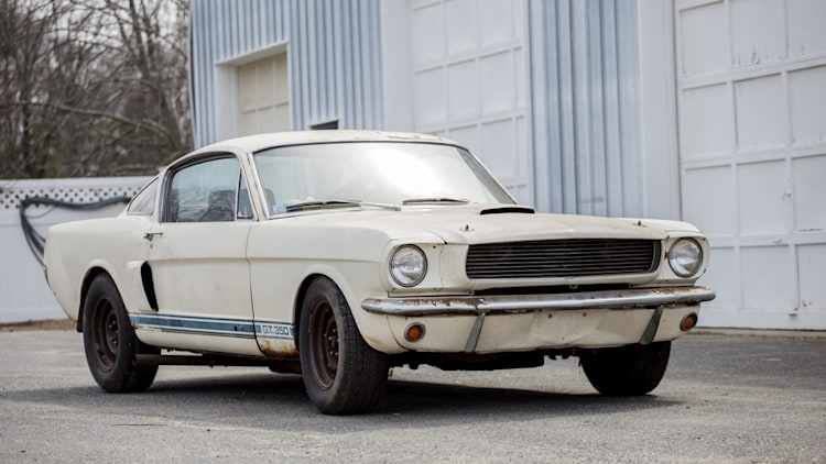 1966 Ford Mustang Shelby Gt350 Up For Sale After 40 Years