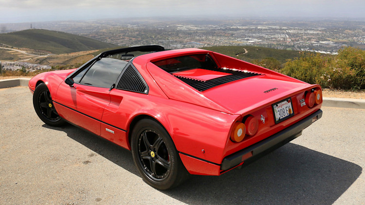 1978 Ferrari 308 GTS by Electric GT Photo Gallery  Autoblog