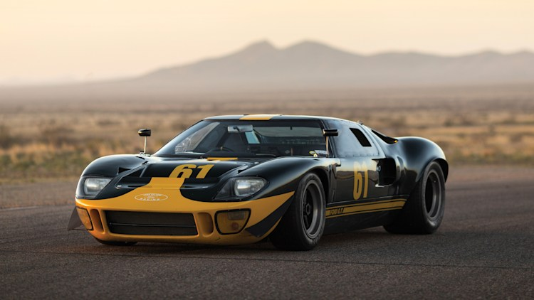 cobras mustangs and ford gt40 set for monterey auction autoblog. Black Bedroom Furniture Sets. Home Design Ideas