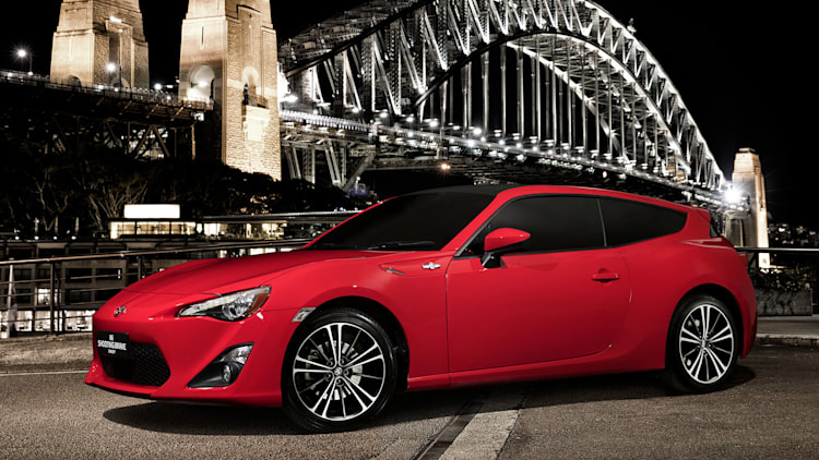 Toyota GT86 Shooting Brake Concept front