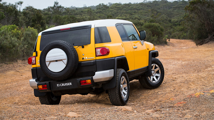 Toyota FJ Cruiser ends worldwide production in August - Autoblog