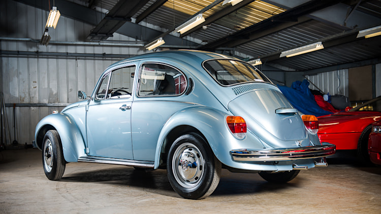 You Can Own A 1974 Vw Beetle With Only 56 Miles Autoblog