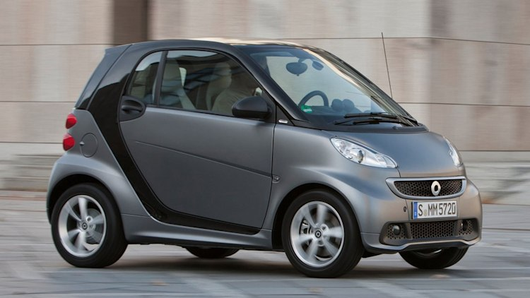 1. smart fortwo