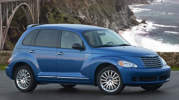9. Chrysler PT Cruiser