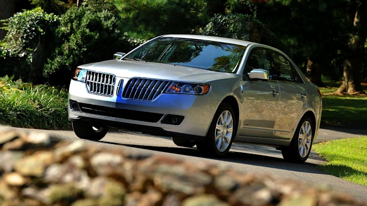 4. Lincoln MKZ Hybrid - 8 cents per mile