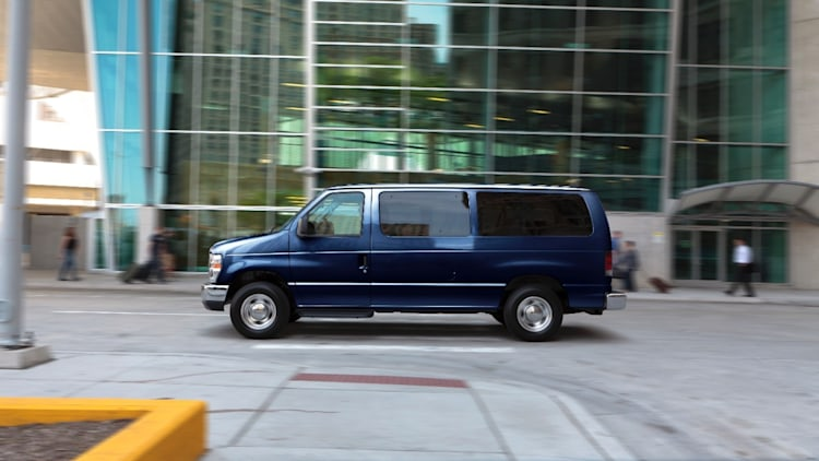 2. Ford E350 Super Duty XL Wagon - 32.6 cents per mile