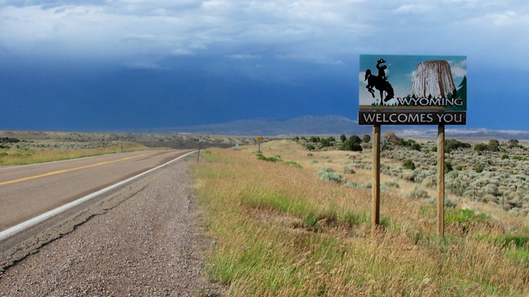 No. 3 Most Expensive - Wyoming