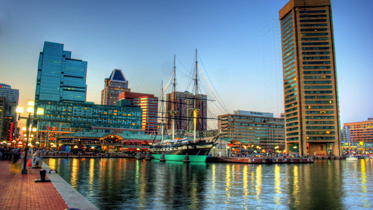 Most Dangerous - 2. Baltimore, Md.
