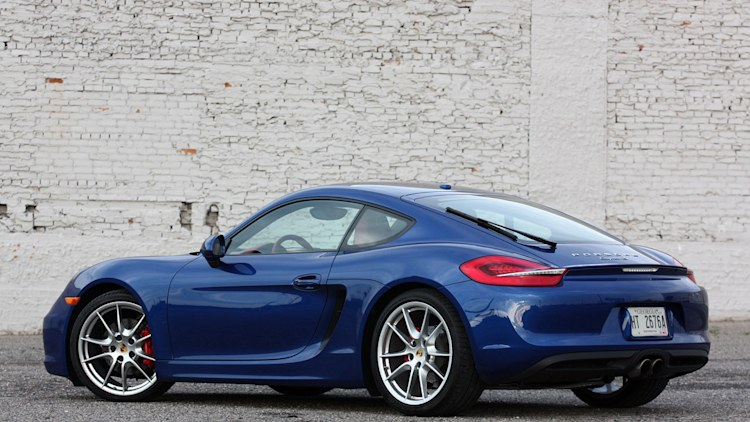 2014 porsche cayman s autoblog. Black Bedroom Furniture Sets. Home Design Ideas