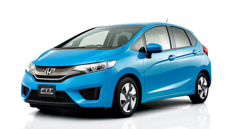 2015 Honda Fit Hybrid Photo Gallery Autoblog
