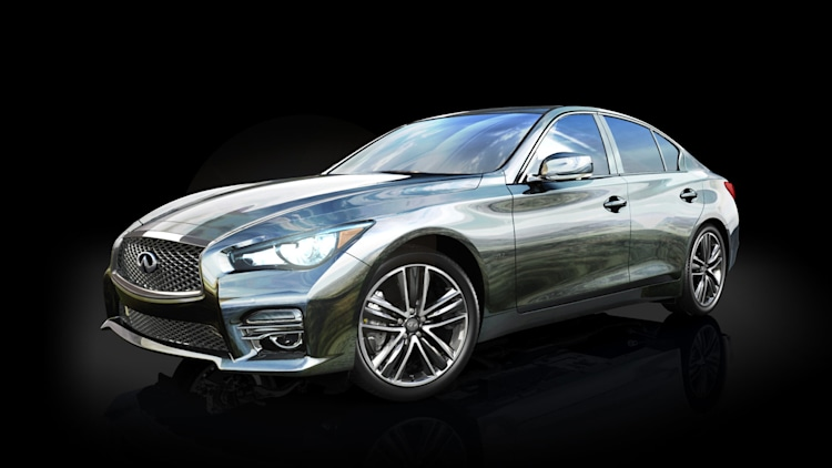2014 Infiniti Q50 by Thom Browne