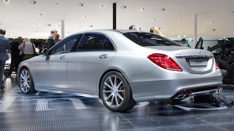 2014 mercedes benz s63 amg is fast not furious w video for 2013 mercedes benz s63
