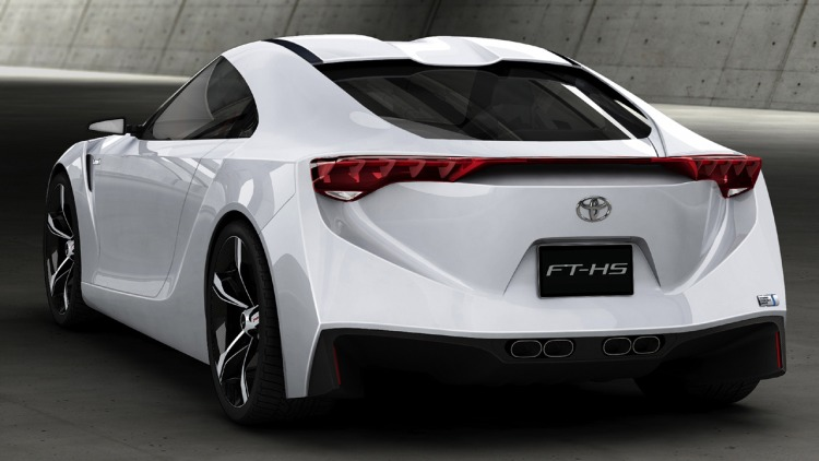 New Toyota Sports Car 2013 Toyota Again Hints That a New