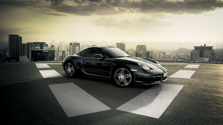porsche cayman s limited edition