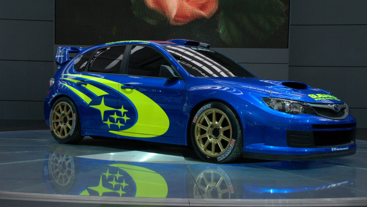 2008 subaru wrc concept photo gallery autoblog. Black Bedroom Furniture Sets. Home Design Ideas