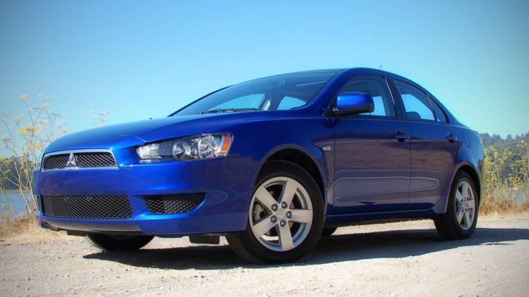 review 2008 mitsubishi lancer es autoblog. Black Bedroom Furniture Sets. Home Design Ideas