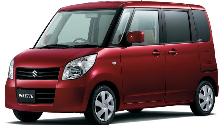 Suzuki Palette X